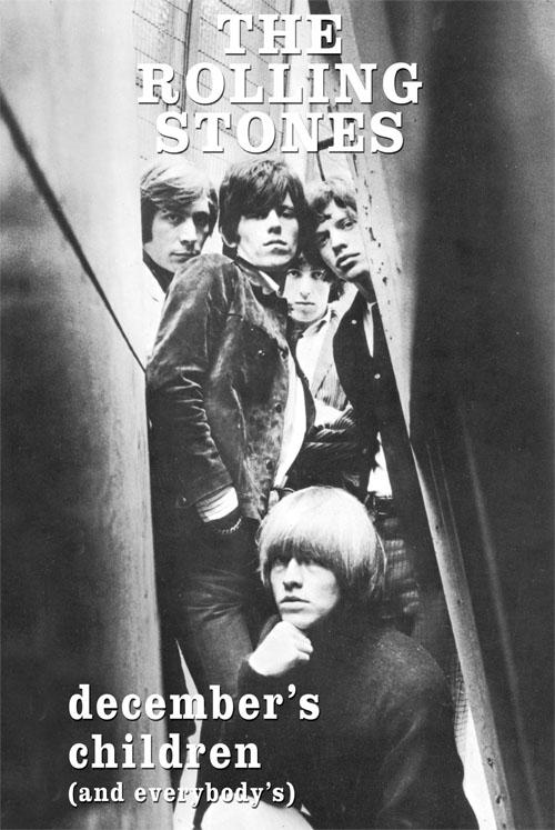 Rolling Stones- December's Children Poster (D2)