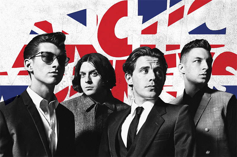 Arctic Monkeys- Suits Poster (Sale price!)