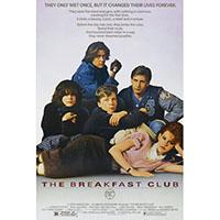 Breakfast Club- Movie poster