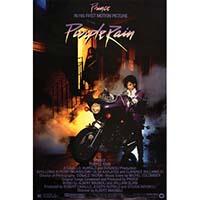 Prince- Purple Rain poster