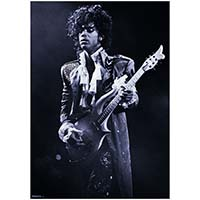 Prince- Live poster (A4)