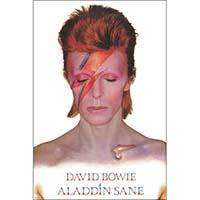 David Bowie- Alladin Sane poster (C15)