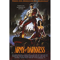 Army Of Darkness- Movie poster (A14)