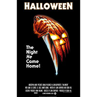 Halloween- Movie poster (A1)