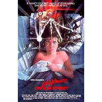 Nightmare On Elm Street- Movie poster