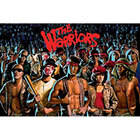Warriors- Gang Members poster (C8)