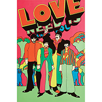 Beatles- All You Need Is Love poster (A11)