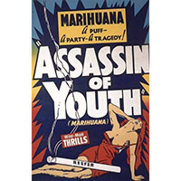 Marijuana- Assassin Of Youth poster