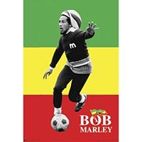 Bob Marley- Soccer Poster (B5)