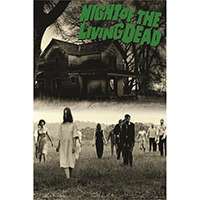 Night Of The Living Dead- Zombies poster (D8)