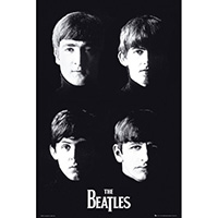 Beatles- With The Beatles poster