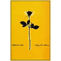 Depeche Mode- Enjoy The Silence Poster