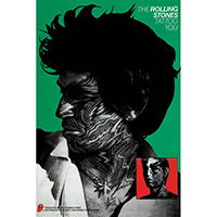 Rolling Stones- Keith Tattoo You poster (C9)