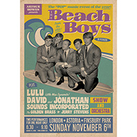 Beach Boys- In Person poster