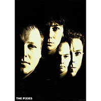 Pixies- Faces Poster (C10)