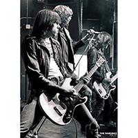 Ramones- CBGBs 1977 poster (B10)