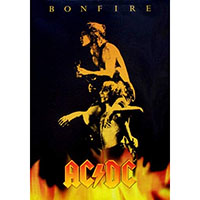 AC/DC- Bonfire poster
