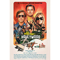 Once Upon A Time In Hollywood- Movie Poster