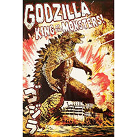 Godzilla- King Of The Monsters poster