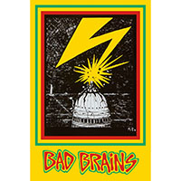 Bad Brains- Album Cover poster (A1)