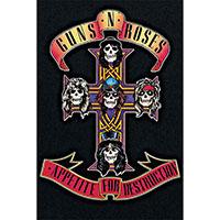 Guns N Roses- Appetite For Destruction poster