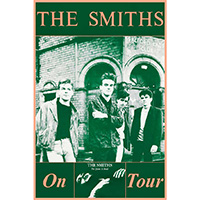 Smiths- The Queen Is Dead Tour poster