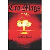 Cro Mags- Age Of Quarrel Poster (A13)