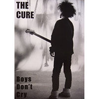 Cure- Boys Don't Cry poster