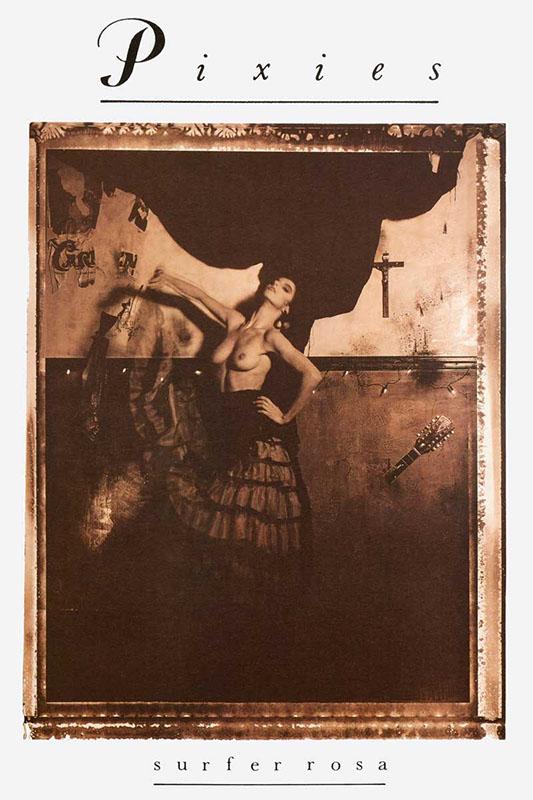 Pixies- Surfer Rosa Poster (C13)