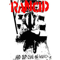 Rancid- And Out Come The Wolves poster