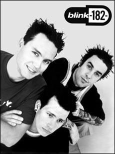Blink 182- Band Pic Poster (D13) (Sale price!)