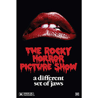 Rocky Horror Picture Show- A Different Set Of Jaws poster