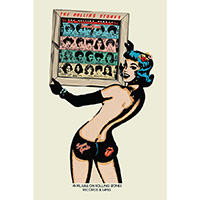 Rolling Stones- Some Girls Poster