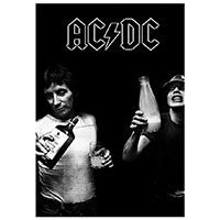 AC/DC- Milk And Alcohol poster (D5)
