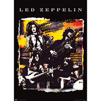 Led Zeppelin- Montage Giant poster