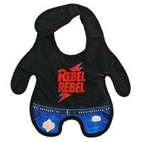 David Bowie- Rebel Rebel Bib