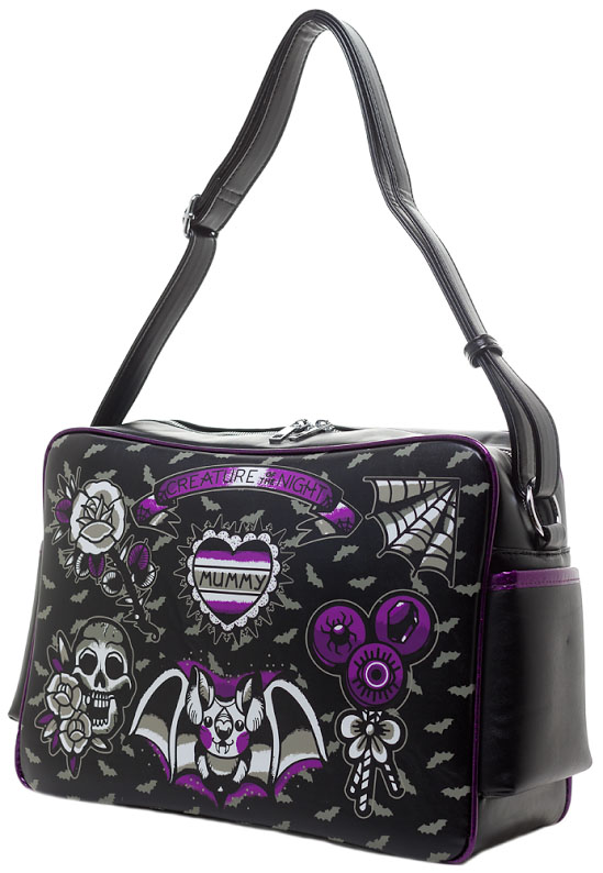 Creature of the Night Diaper Bag by Sourpuss