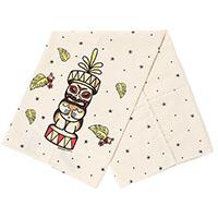 Tiki Dish Towel by Sourpuss