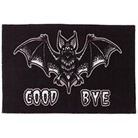 Goodbye Bat Rug by Sourpuss