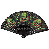 Creature Paper Fan by Sourpuss