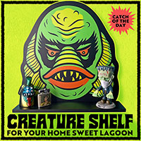 Creature Shelf by Sourpuss