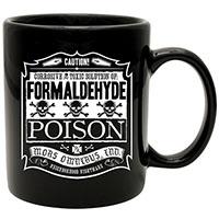 Poison Mug from Sourpuss