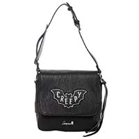 Triumph Purse in by Sourpuss - Creepy Bat