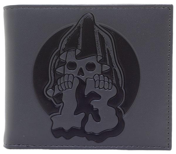 Grim 13 Reaper Billfold Wallet by Sourpuss - SALE