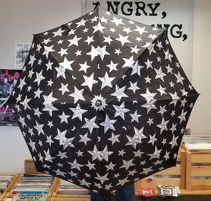 Nautical Star Umbrella - SALE