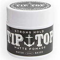 Tip Top Pomade - Matte Strong Hold
