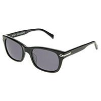 101er Sunglasses by Tres Noir- BLACK