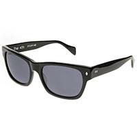 The 45's Sunglasses by Tres Noir- BLACK