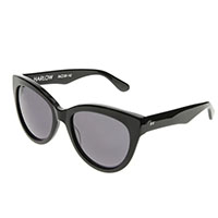 Harlow Womens Sunglasses by Tres Noir- Black