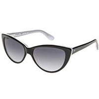 Ultra Lux Womens Sunglasses by Tres Noir- Black & Bone